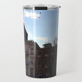 East Village Travel Mug