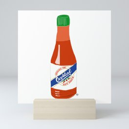 Hot Sauce Mini Art Print