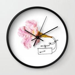 Victroflower Wall Clock