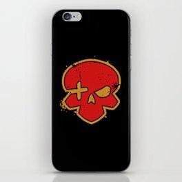 mccree icon iPhone Skin
