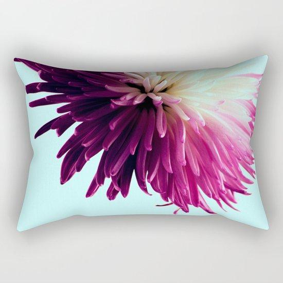 One Flower Rectangular Pillow