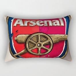 Arsenal FC Rectangular Pillow