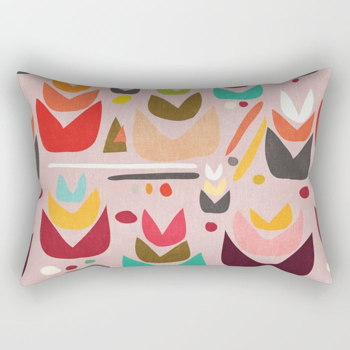 Proud Garden Rectangular Pillow