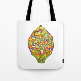 Lemon (Citron) Tote Bag