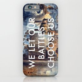 Glory of Storming the Bastille iPhone Case