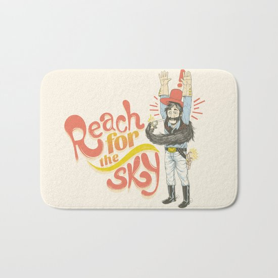 Reach for the Sky Bath Mat