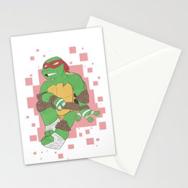 Raphael - TMNT Stationery Cards