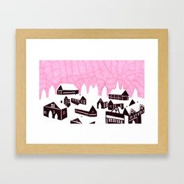Finland  Framed Art Print