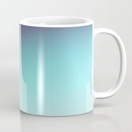 AQUA / Plain Soft Mood Color Blends / iPhone Case Coffee Mug