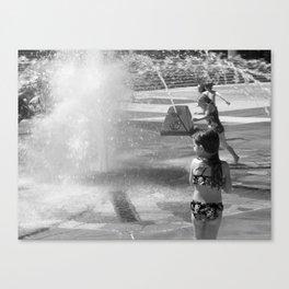 Summertime #1 Canvas Print