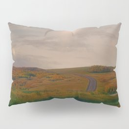 Road Through The Valley Pillow Sham