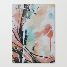Oh Joy Canvas Print