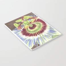 Passion Flower Notebook