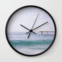 The Spit Wall Clock