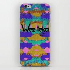 FISA! - Wezteka Union iPhone & iPod Skin