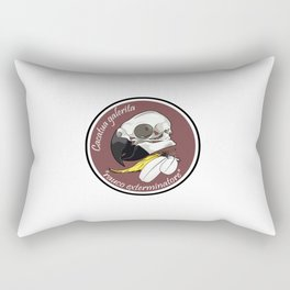 Cacatua galerita Rectangular Pillow