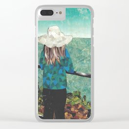 Great Unknown Clear iPhone Case