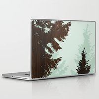 norway Laptop & iPad Skins featuring norway  by jefdesigns