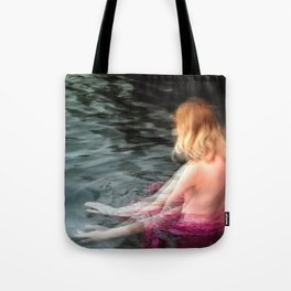 Sprite Soothes The Waters Tote Bag