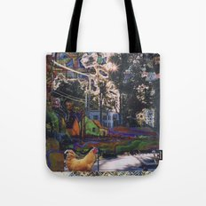 Clinton Street Revisited Tote Bag