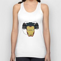stark Tank Tops featuring Stark Industries by Imagemagnet