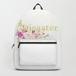 Disaster Backpack