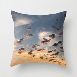 Morning Dawn Throw Pillow