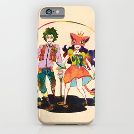 LSD love iPhone Case