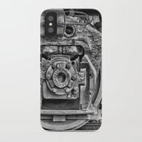 train iPhone & iPod Cases featuring Train by Cindi Ressler Photography