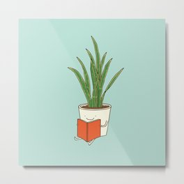 indoor plants Metal Print