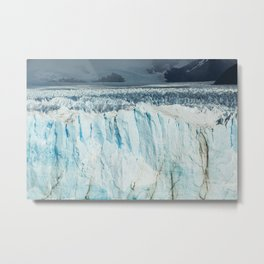 Perito Moreno Glacier Metal Print