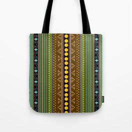 African texture Tote Bag