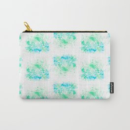 Splashed Ounce by Fernanda Quilici Carry-All Pouch