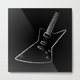 Rocking! Metal Print