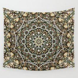 geometric instability Wall Tapestry