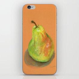 pear iPhone Skin