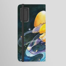 Shell Android Wallet Case