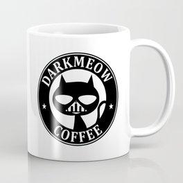 Darkmeow coffee Coffee Mug