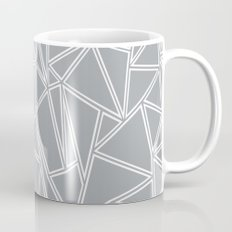 Ab Blocks Grey #2 Coffee Mug