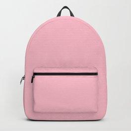 Pink Colour Blocks Backpack