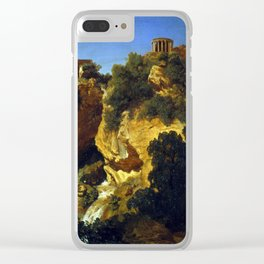 Pierre Thuillier View at Tivoli Clear iPhone Case