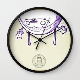 bat ciùciù Wall Clock