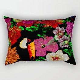 Exotica_01 Rectangular Pillow