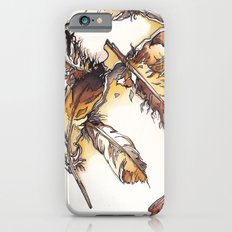Chipewyan Feathers Slim Case iPhone 6s