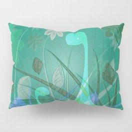 brontosaurus Pillow Sham