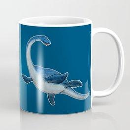 Elasmosaurus Coffee Mug