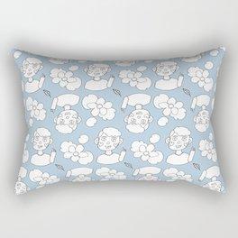 Gojo Pattern Rectangular Pillow
