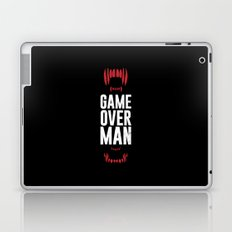 Game Over Man Laptop & iPad Skin