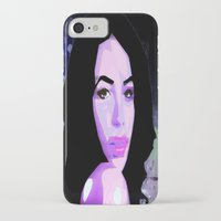 aaliyah iPhone & iPod Cases featuring Aaliyah by UnifiedGlory