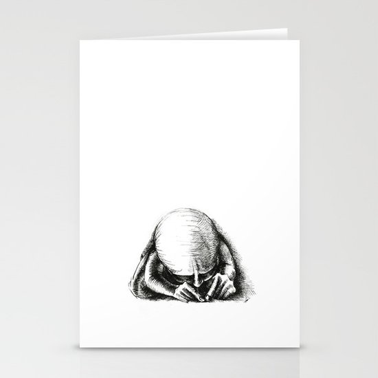 Ant II. Stationery Cards